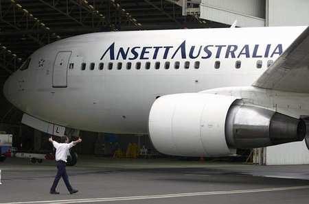 资料图片:波音767客机(3)
