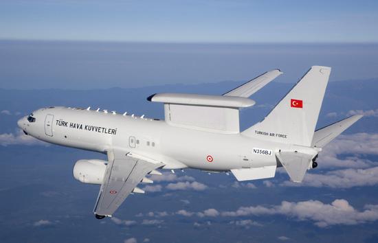中国新型预警机雷达亮相珠海航展 技术领先国外