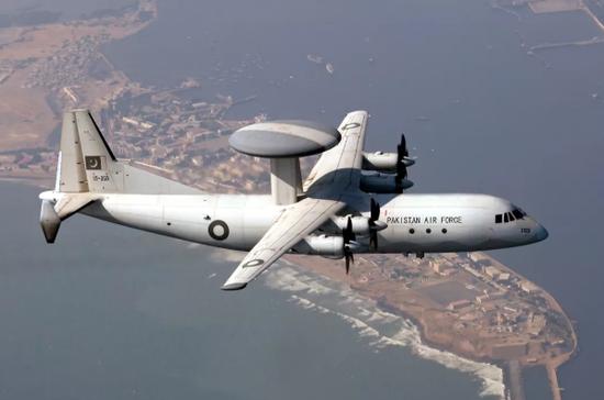 小巴空军的ZDK-03 咱也是预警机出口国 图源:14所官方微信号