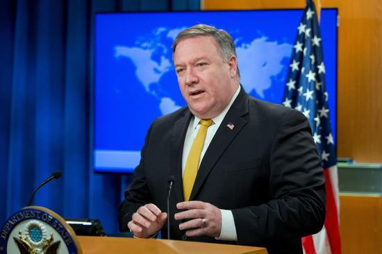 美国务卿:今年将迫使马杜罗下台 或将对其军事