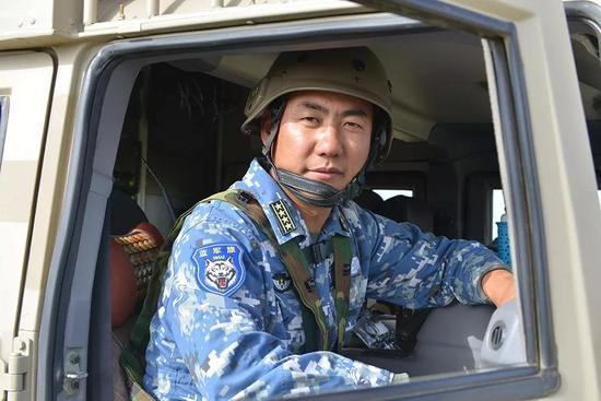 朱日和蓝军旅长满广志:让一切敌人没有打赢的机会