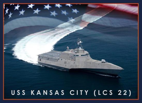 美军命名第22艘新濒海