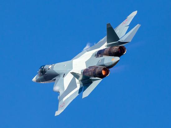 俄罗斯五代机苏-57