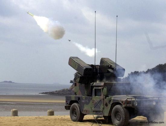 美国陆军将加强防空