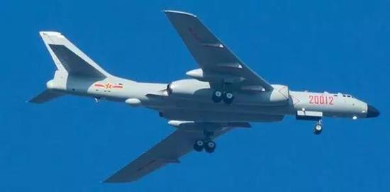 ▲轰-6K