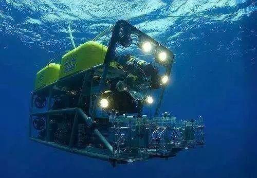 日本拟研发大型无人潜水器 应对国