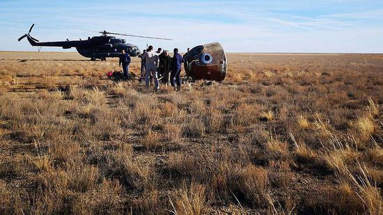 俄联盟号飞船发射失败调查结果:助推器未成功分离