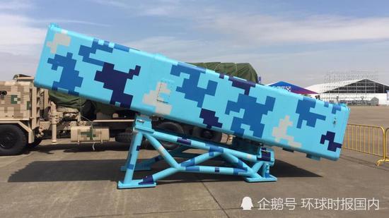 中国CM401反舰弹道导弹亮相 速度超国外所有反舰