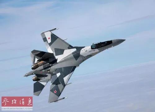 ▲苏-35战机