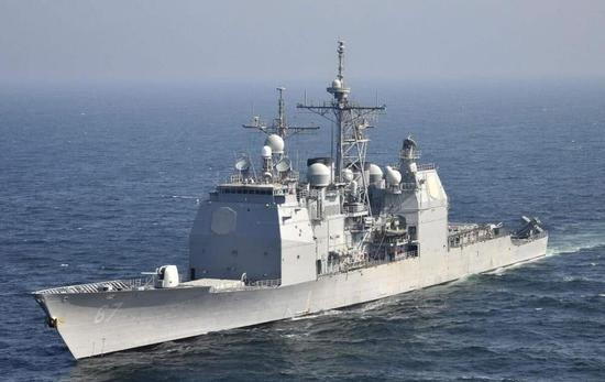 提康德罗加级巡洋舰