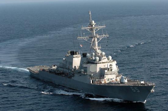 美第七舰队换帅 前海军作战部副部长出任司令