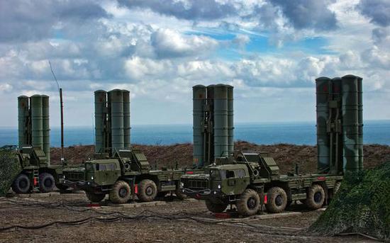 俄专家:中国购俄S400导弹是因东风