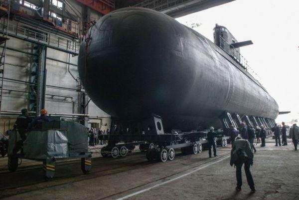 俄第二艘拉达级潜艇