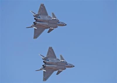空军成立70周年航空开