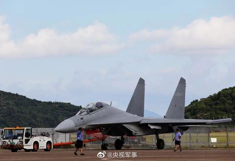 歼-16D战机、无侦-7无人机将首次亮相中国航展