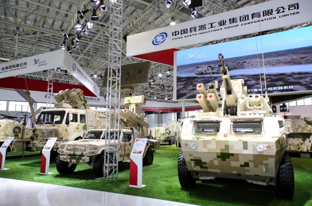 兵器工业集团将作为主办单位亮相第十三届中国航展