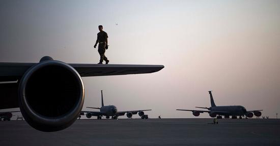 美空军要将飞行中队增加至386个对抗中俄 但没经费