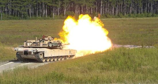 美陆战队决定放弃坦克:与中国交战时很容易被击毁