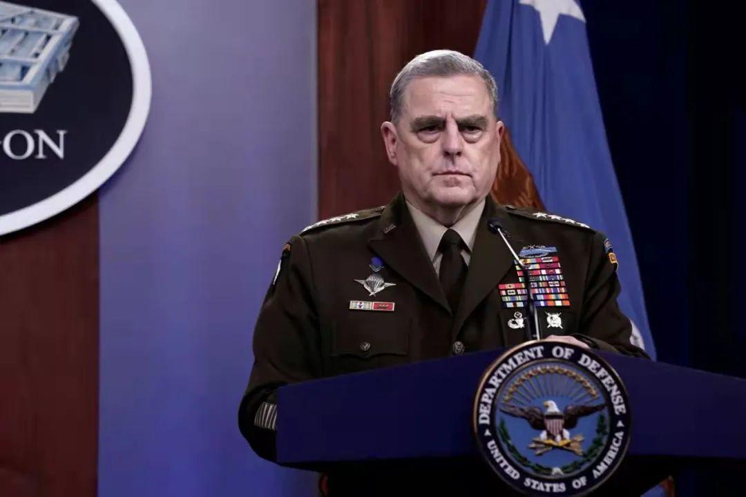 担心特朗普对华开战 美军高层两次秘密致电解放军?