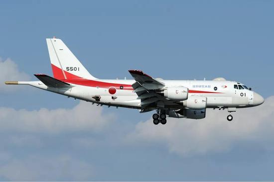 XP-1原型机(图源:Wikipedia)