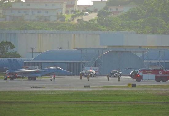 日本F15战机又出事故 今年第3次因油压故障