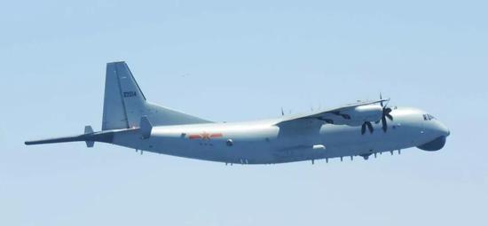 高新6号反潜机(图源:日本防卫省)