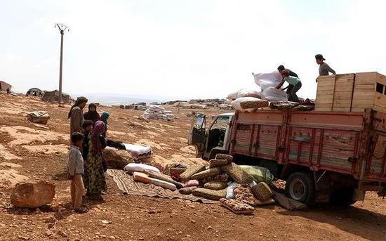 美国宣布从叙利亚撤军 土耳其就叙局势展开