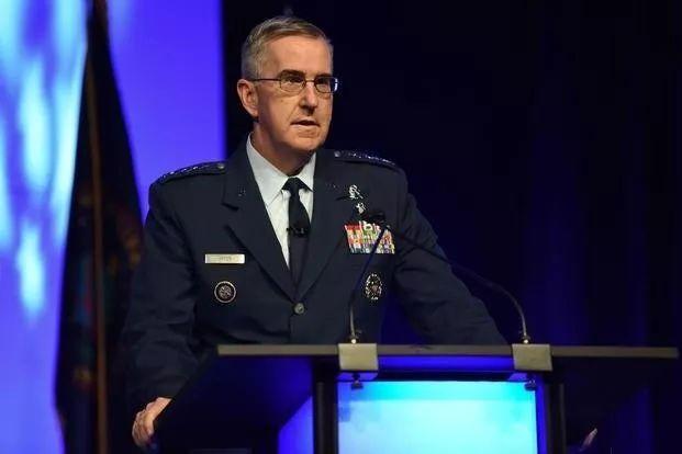 美战略空军司令被指控涉嫌性侵 美军:没有足够证