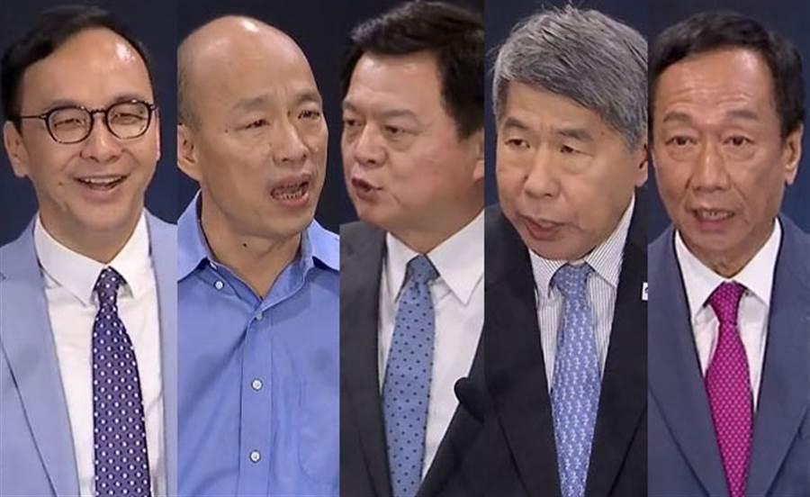 韩国瑜赢得2020国民党初选