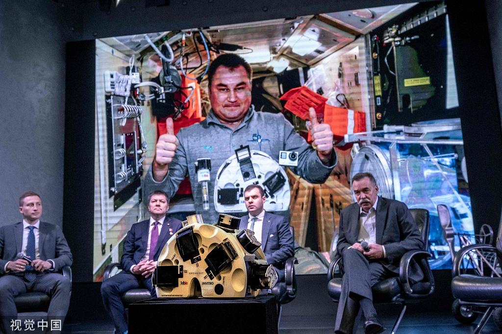 人造肉首次在空間站3D打印成功 或可供宇航員食用
