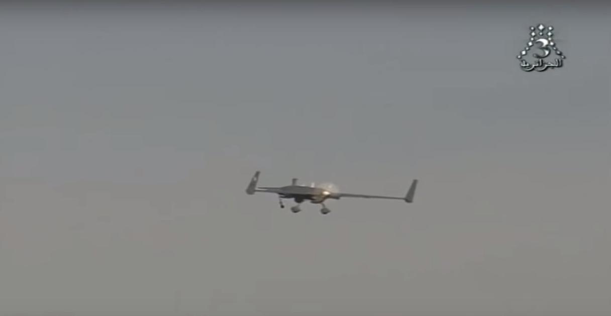 阿尔及利亚进口中国彩虹3和彩虹4无人机曝光