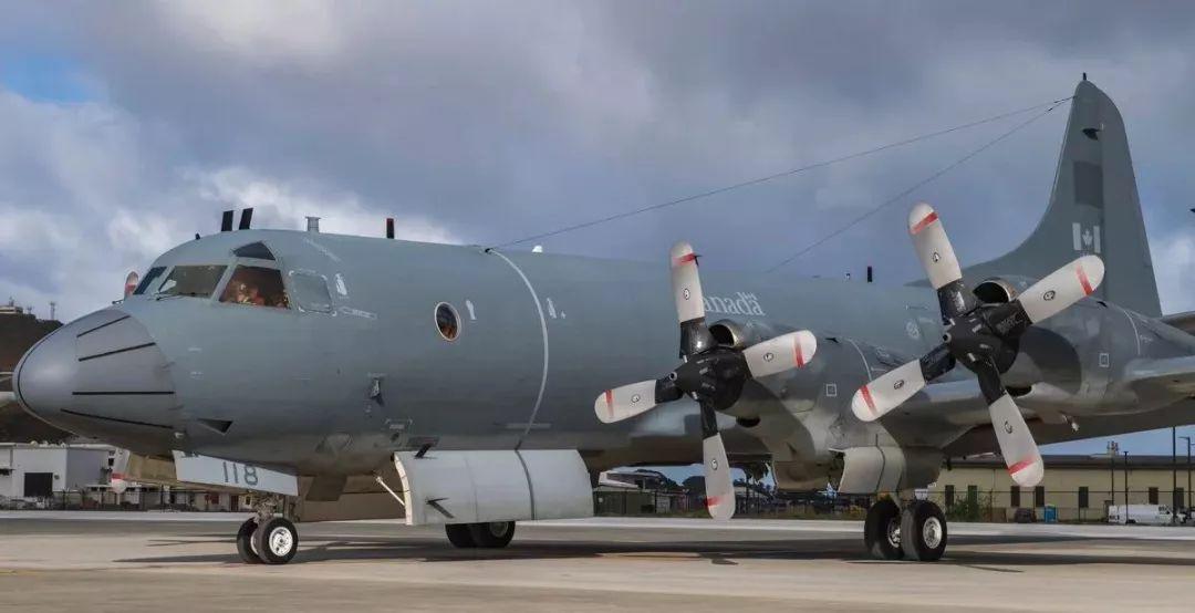 加拿大CP-140侦察机